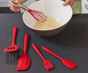 Silicone Kitchen Utensil Sets