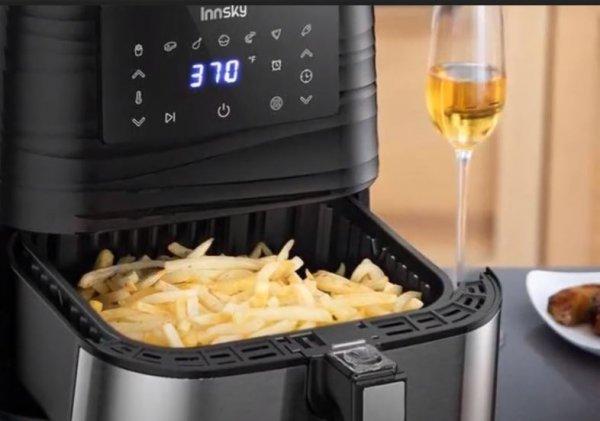 Innsky Air Fryer XL 5.8 QT Reviews