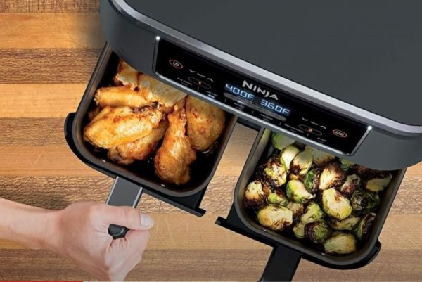 Ninja DZ201 Foodi 6 Basket Air Fryer Reviews